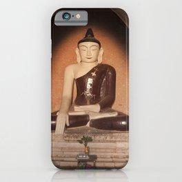Buddha in Bagan iPhone Case