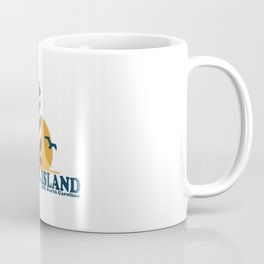 Topsail Island - North Carolina. Coffee Mug