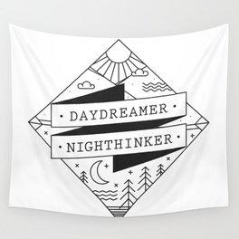 daydreamer nighthinker II Wall Tapestry
