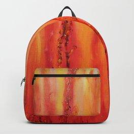 Dancing Flames II Backpack