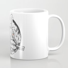 Hairstylist's nightmare - JUST ENDS Coffee Mug