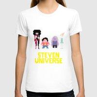 steven universe T-shirts featuring Steven Universe by NeleVdM