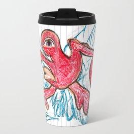 Bold and Brash, Mr. Krabs edition Travel Mug