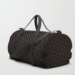 Curious Code Duffle Bag