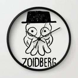 Zoidberg Wall Clock