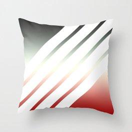 Lightning III Throw Pillow