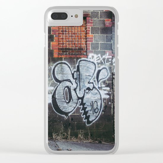 1332-34 Clear iPhone Case