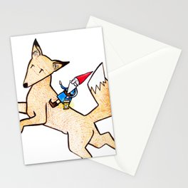 David the Gnome Stationery Cards