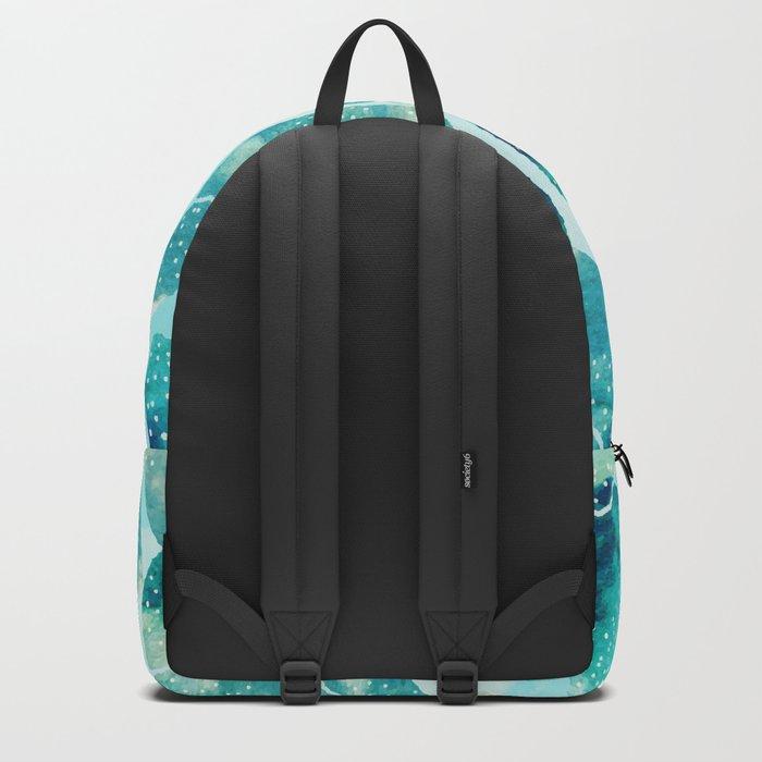 Watercolor Cactus v2 #society6 #decor #buyart Backpack