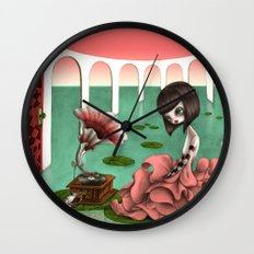 Song from the Flower Wall Clock