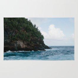 Cliffside Ocean View Rug