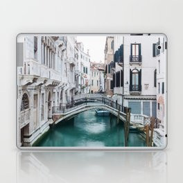 The Floating City - Venice Italy Architecture Photography Laptop & iPad Skin