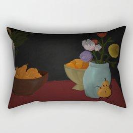 Not So Still Life #2 Rectangular Pillow