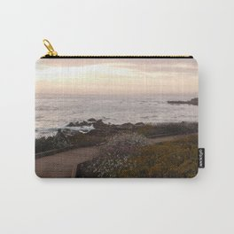 On the right path - Wildflowers bloom for those in love Carry-All Pouch
