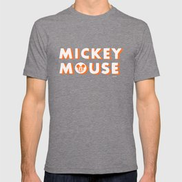 """Mickey Mouse"" by Morgan Sevart T-shirt"