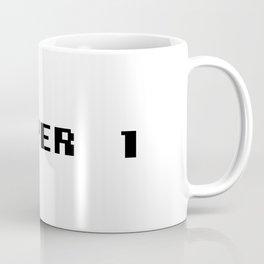 Player 1 Coffee Mug