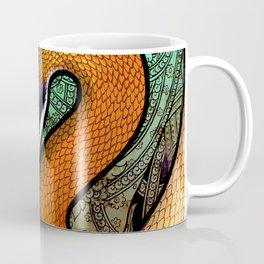 Cave-Dwelling Rat Snake Coffee Mug