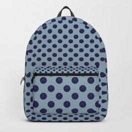 Circle World Deep Space Blue Backpack