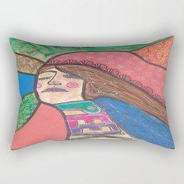 Peek Rectangular Pillow