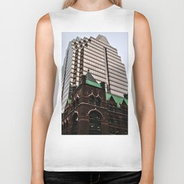 new and old in Toronto Biker Tank