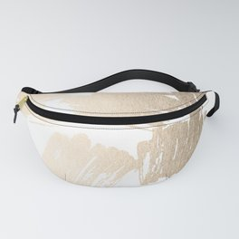 Metro Gold Fanny Pack
