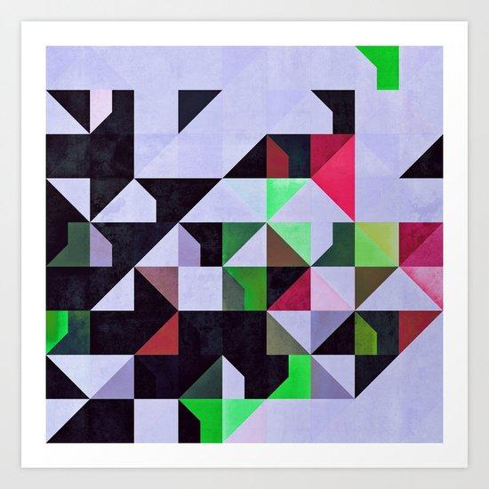 Ybsyssx Art Print
