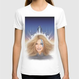 Xanadu homage cover for 10th Muse - Olivia Newton John! T-shirt