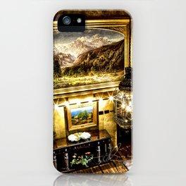Mission Inn In Riverside CA iPhone Case