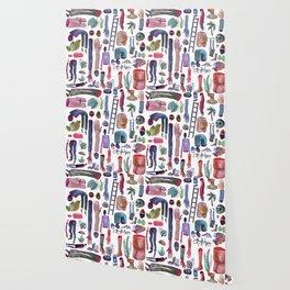 Random Pattern Wallpaper