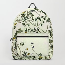 The cultivation of wild Backpack