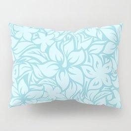 Moloaa Bay Hawaiian Hibiscus Aloha Shirt Print Pillow Sham