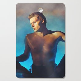 Johnny Weissmuller as Tarzan Cutting Board