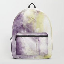 ABSTRACT ART Dream of Paint No. 006 Backpack