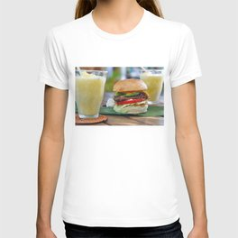Gourmet Burger and Smoothies  T-shirt