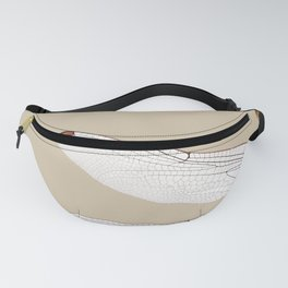 DRAGONFLY VI Fanny Pack