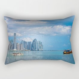 Panama City Rectangular Pillow