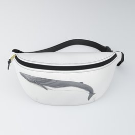 Fin whale Fanny Pack