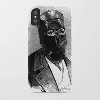 bdsm iPhone & iPod Cases featuring BDSM XIII by DIVIDUS