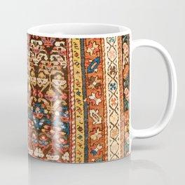 Azerbaijan  Antique North West Persian Gallery Rug Coffee Mug