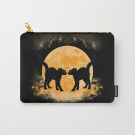 Black Cats Paradise Carry-All Pouch