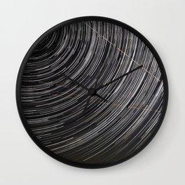 Long Exposure of the Polaris Wall Clock