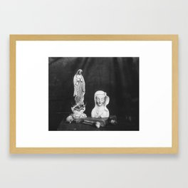 The Marys Framed Art Print
