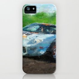 Ford GT 40, Gulf iPhone Case