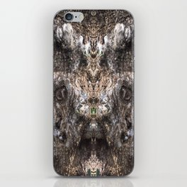 Hungry Hallow Tree iPhone Skin
