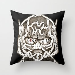 Ant-Man Poster B&W VARIANT Throw Pillow