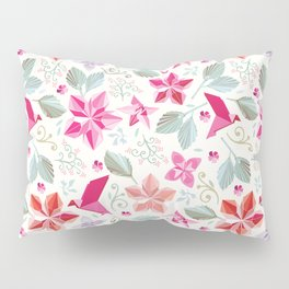 Nature unfolded Pillow Sham