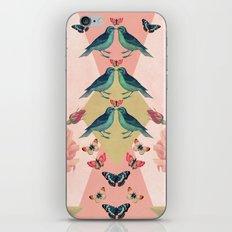 Love Birds (pink edition) iPhone & iPod Skin