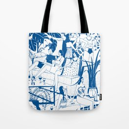 Party I Tote Bag