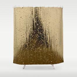 Autre goutte de pluie - heavy #rain Shower Curtain