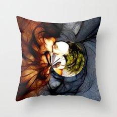 kissunshine Throw Pillow